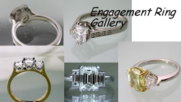 Engagement ring gallery